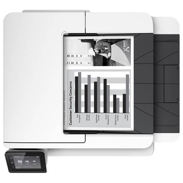 Descriere Multifunctional laser monocrom HP LaserJet Pro MFP M426dw, A4, USB, Retea, Wi-Fi