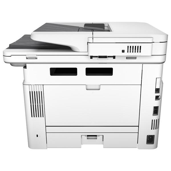 Descriere Multifunctional laser monocrom HP LaserJet Pro MFP M426fdw, A4, USB, Retea, Wi-Fi