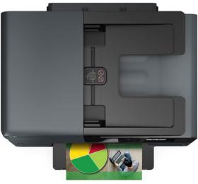 Descriere Multifunctional inkjet color HP Officejet Pro 8610 e-All-in-One, A4, USB, Retea, Wi-Fi, duplex