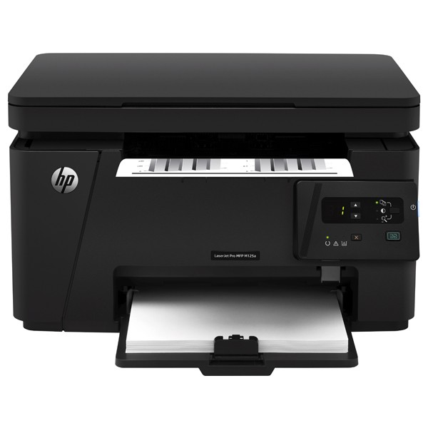 Descriere Multifunctional laser monocrom HP LaserJet Pro MFP M125, A4, USB