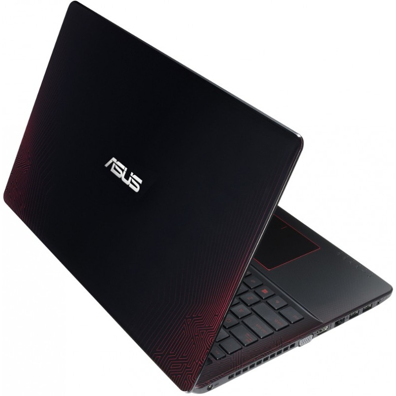 Descriere Laptop F550VX ASUS i7-6700, 15.6'', 8GB, 1TB, GeForce 950M