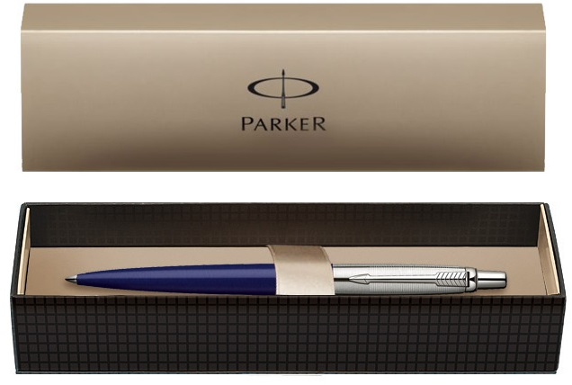 Descriere Pix, PARKER Jotter 125th Anniversary Edition Metallic Blue