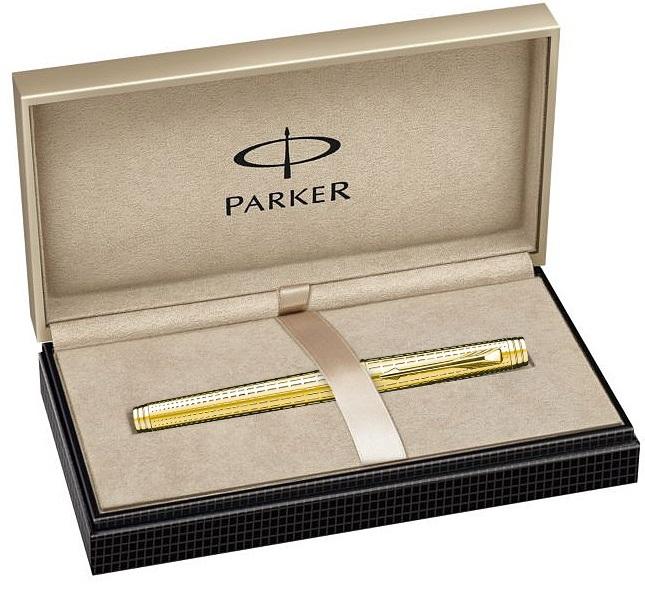 Descriere Roller, PARKER Premier Deluxe Gold Plated GT