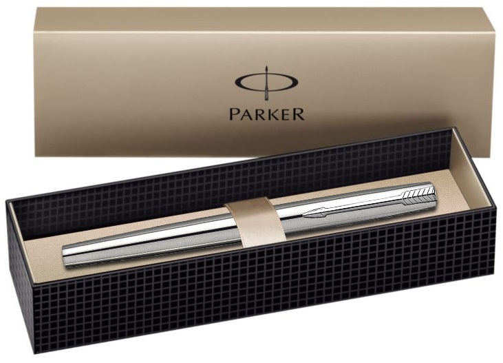 Descriere Stilou, PARKER Jotter Stainless Steel CT