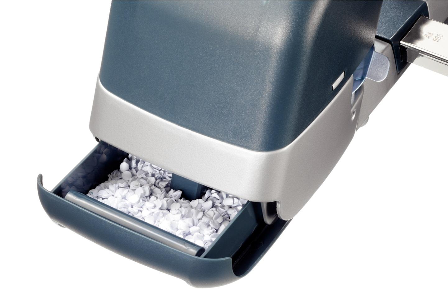 Descriere Perforator metalic max. 250 coli, argintiu, LEITZ 5182