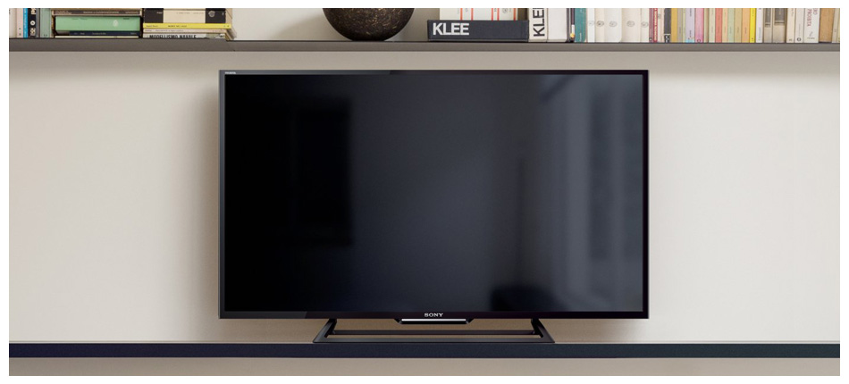 "Descriere Televizor LED SONY Bravia KDL-32R400C 32"", HD Ready, Motionflow XR 100Hz, CI+"