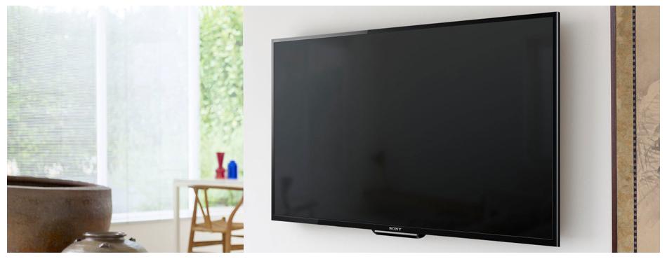"Descriere Televizor LED SONY Bravia KDL-40R450C 40"", Full HD, Motionflow XR 100Hz, CI+"