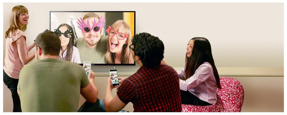 "Descriere Televizor LED SONY Bravia KDL-32W705C 32"", Smart TV, Full HD, Motionflow XR 200Hz, CI+"