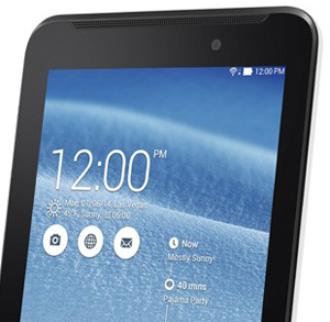 "Descriere Tableta ASUS MeMO Pad 7 ME70C-1B001A, Wi-Fi, 7.0"", Dual Core Intel® Atom™ Z2520 1.2GHz, 8GB, 1GB, Android Jelly Bean 4.3"