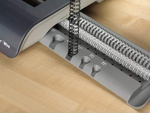 Descriere Inele din metal pentru indosariere, 10mm, alb, 100 bucati/cutie, FELLOWES