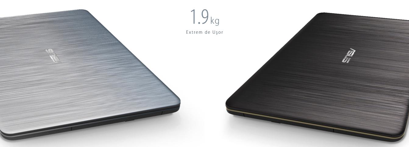 "Descriere Laptop ASUS A540SA, 15.6"" HD, Procesor Intel® Celeron® Dual Core N3050 pana la 2.16 GHz, 4GB, 500GB, GMA HD, Win 10 Home, Chocolate Black"