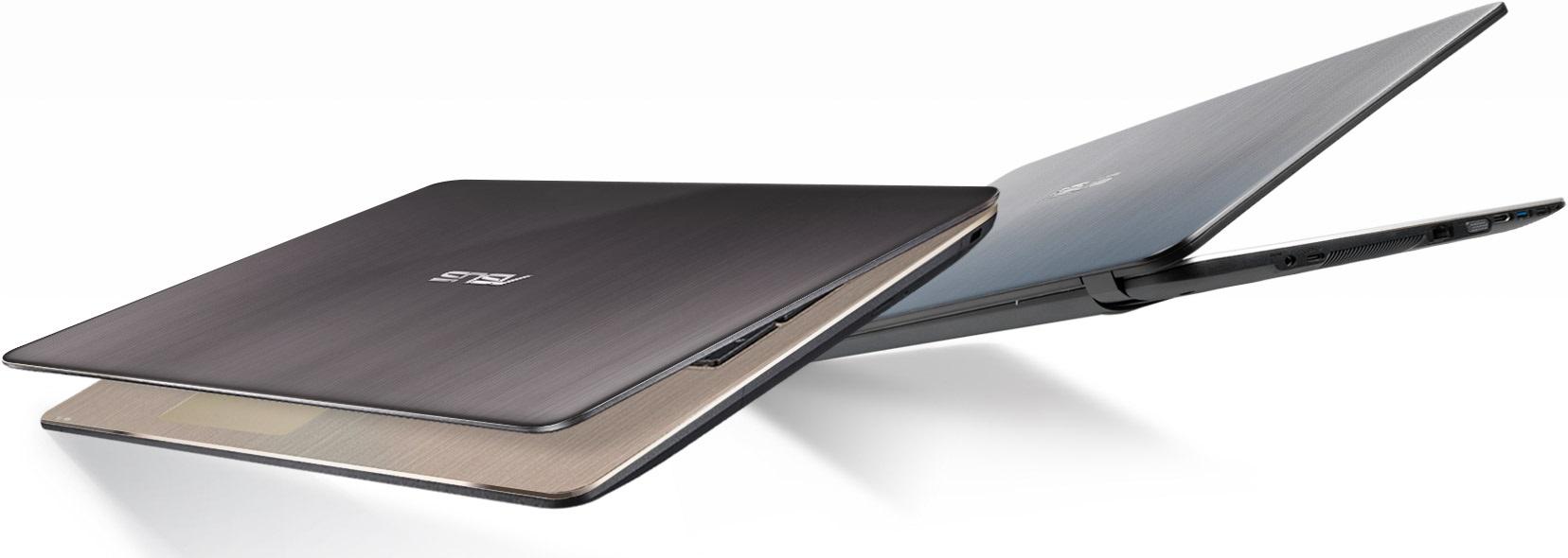 """Descriere Laptop ASUS X540SA-XX004D, 15.6"""" HD, Intel Celeron N3050 pana la 2.16GHz, 4GB, 500GB, gold, free Dos"""