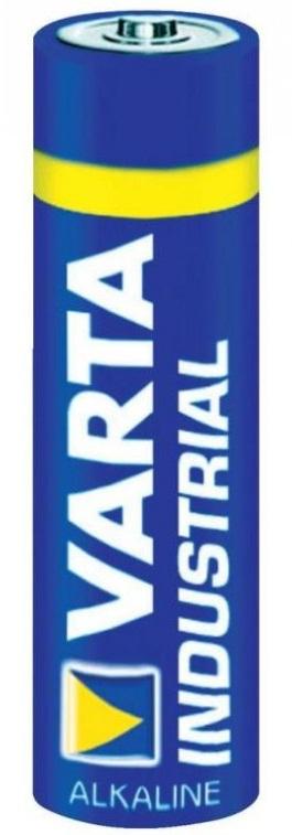 Descriere Baterie AAA, alcalina, VARTA Industrial