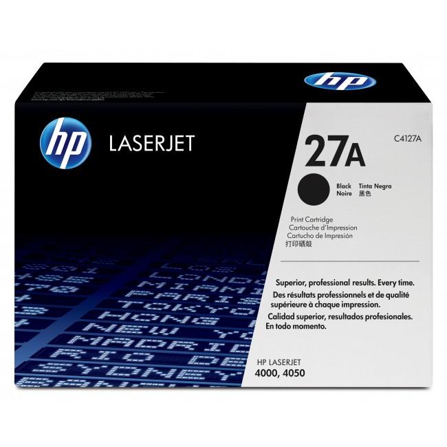 Descriere Toner, black, nr. 27A, HP C4127A