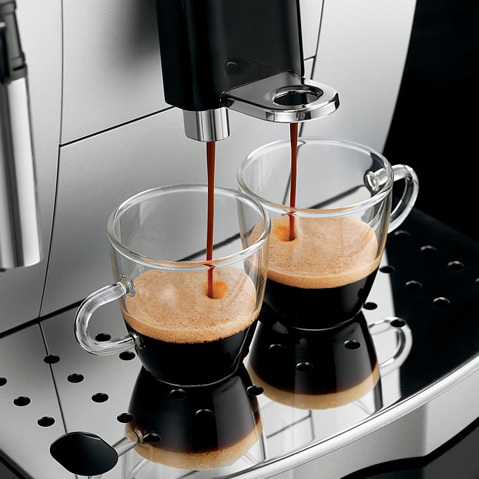 Descriere Aparat de cafea automat, 1450W, 1.8L, negru, DELONGHI ECAM 22.110.B