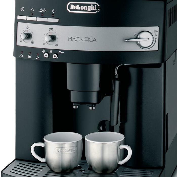 Descriere Aparat de cafea automat, 1450W, 1.8L, negru, DELONGHI Magnifica ESAM3000B