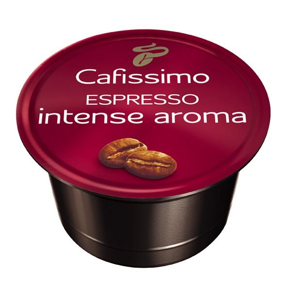 Descriere Capsule cafea, 10 capsule/cutie, Espresso, TCHIBO Cafissimo Intense Aroma