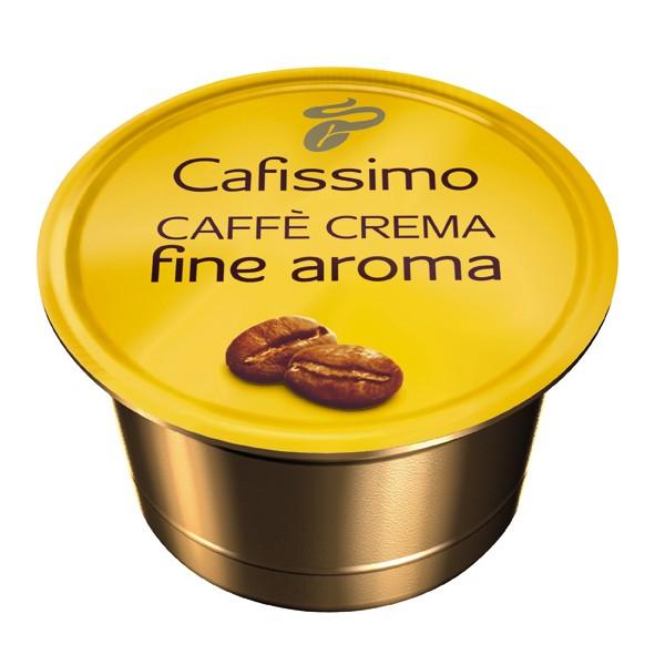 Descriere Capsule cafea, 10 capsule/cutie, Caffe Crema, TCHIBO Cafissimo Fine Aroma