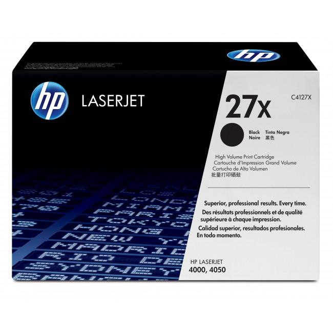 Descriere Toner, black, nr. 27X, HP C4127X