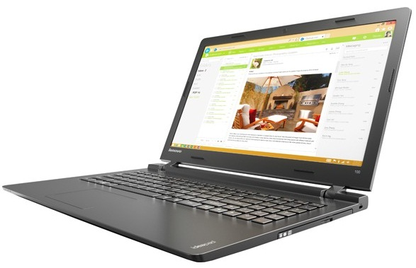 Descriere Laptop LENOVO IdeaPad 100 15.6'' HD, Procesor Intel® Core™ i3-5005U 2GHz, 4GB, 500GB, FreeDos