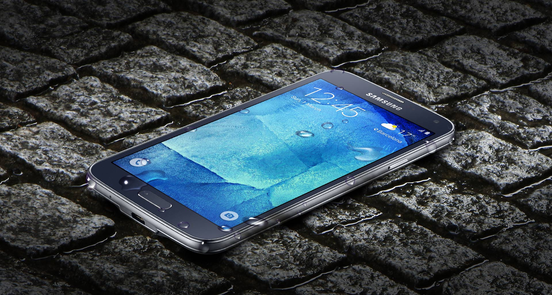 Descriere Smartphone SAMSUNG Galaxy S5 Neo 4G, 16GB, Silver