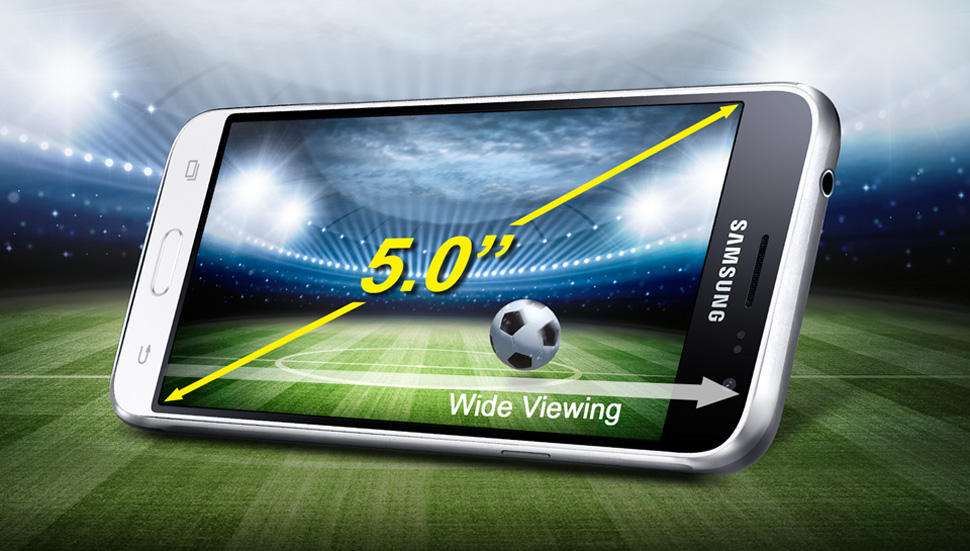 Descriere Smartphone SAMSUNG Galaxy J3, 8GB, 4G, Black