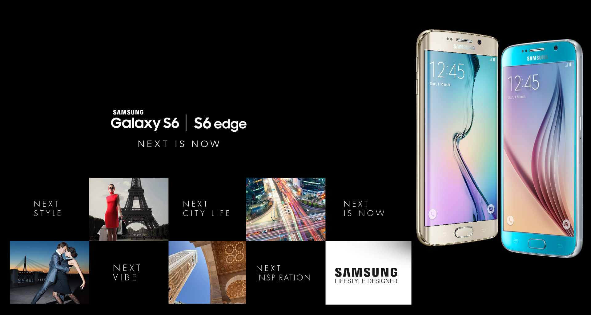 Descriere Smartphone SAMSUNG GALAXY S6, 32GB, Gold