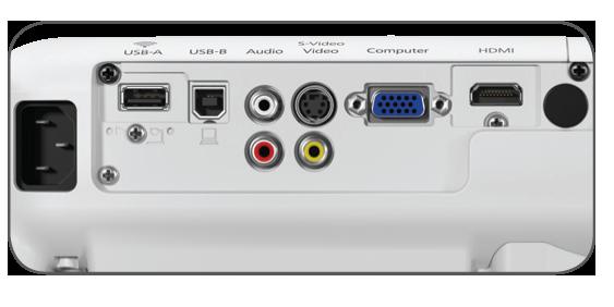 Descriere Videoproiector EPSON EB-S31, SVGA, 3200 lumeni, HDMI